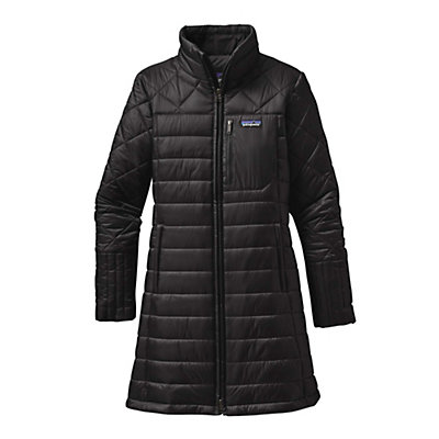 Patagonia Radalie Parka Womens Jacket, Black, viewer