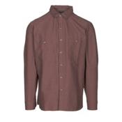 KUHL Renegade Long Sleeve Mens Shirt, Brick, medium