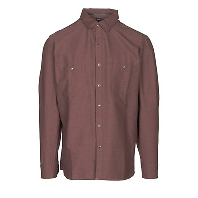 KUHL Renegade Long Sleeve Shirt, Brick, viewer