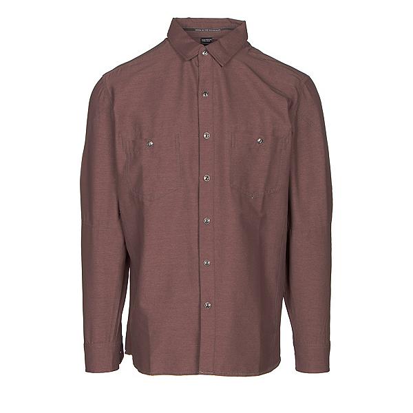 KUHL Renegade Long Sleeve Mens Shirt, Brick, 600