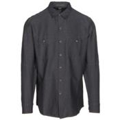 KUHL Renegade Long Sleeve Mens Shirt, Carbon, medium
