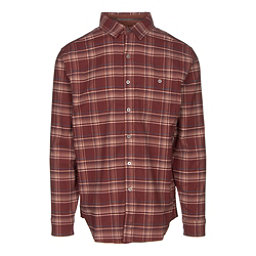 KUHL The Independent Mens Flannel Shirt, Brick, 256