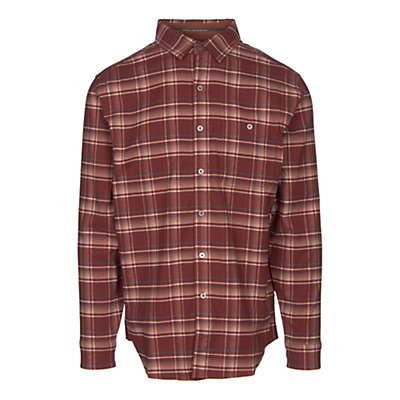 KUHL The Independent Flannel Shirt, Brick, viewer