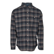 KUHL The Independent Flannel Shirt, Rusted Blue, medium