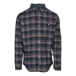 KUHL The Independent Mens Flannel Shirt, Rusted Blue, 256