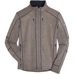 KUHL Interceptr Full Zip Mens Sweater, Oatmeal, 256