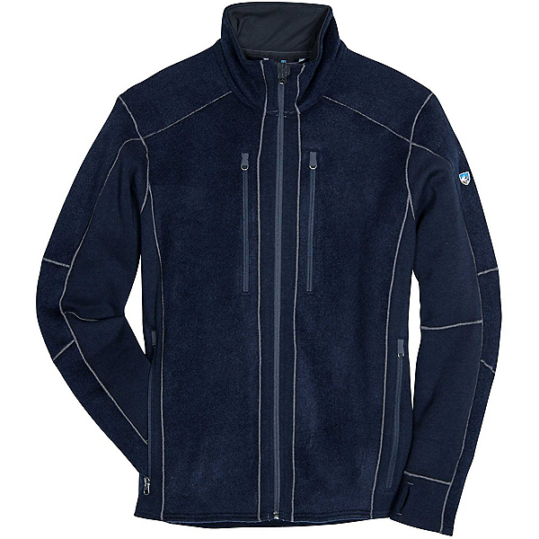 KUHL Interceptr Mens Sweater, Mutiny Blue, 600
