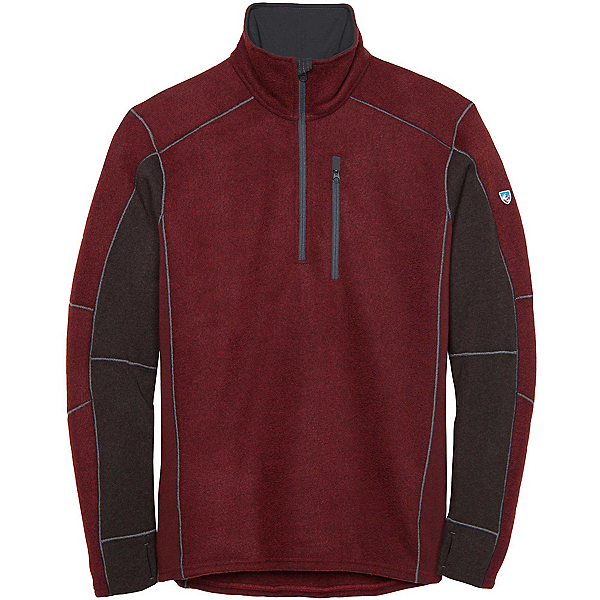 KUHL Interceptr 1/4 Zip 2017 Mens Sweater, , 600