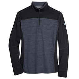 KUHL Ryzer Mens Sweater, Black-Koal, 256