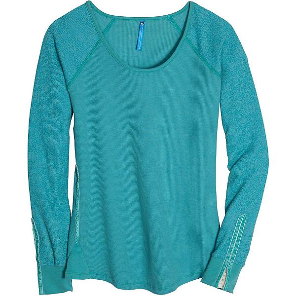 KUHL Alva Thermal Womens Shirt, Jasper-Swirl, 600