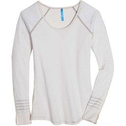 KUHL Alva Thermal Womens Shirt, Cream-Swirl, 256