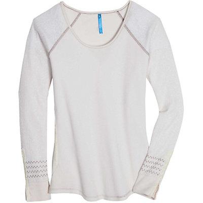 KUHL Alva Thermal Womens Shirt, Cream-Swirl, viewer