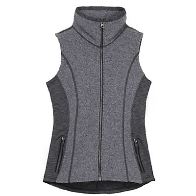 KUHL Kozet Womens Vest, Natural, viewer