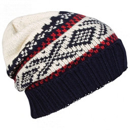 Dale Of Norway Voss Hat, Navy-Raspberry-Off White, 256
