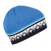 Dale Of Norway St. Moritz Hat, Navy-Sochi Blue, medium