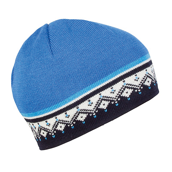 Dale Of Norway St. Moritz Hat, Navy-Sochi Blue, 600