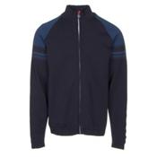Dale Of Norway Beito Masculine Mens Sweater, Marine-Atlantic Blue, medium