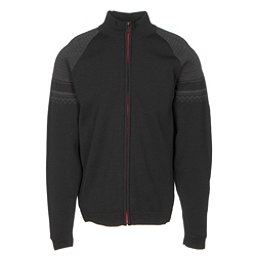 Dale Of Norway Beito Masculine Mens Sweater, Black-Dark Charcoal, 256