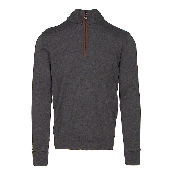 Dale Of Norway Olav Masculine Mens Sweater, Dark Grey Melange, 600