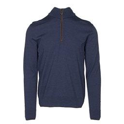 Dale Of Norway Olav Masculine Mens Sweater, Navy Melange, 256