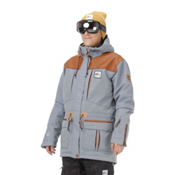 Picture Under Mens Insulated Snowboard Jacket, , medium