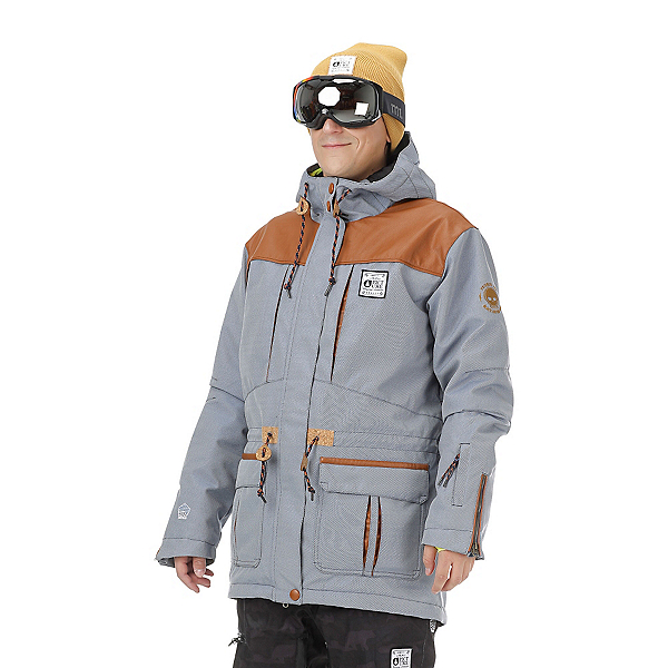 Picture Under Mens Insulated Snowboard Jacket, , 600