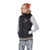 Picture Holly 3 Womens Vest, Black, medium