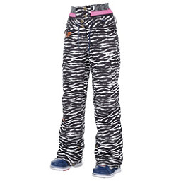 Picture Slany Womens Ski Pants, Tiger Print, 256