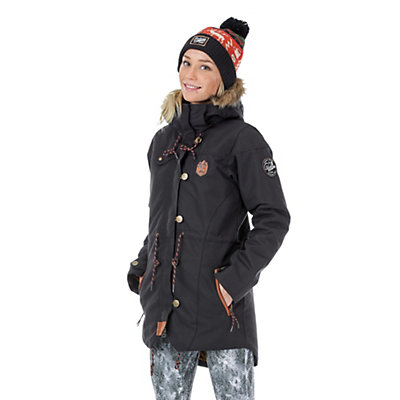 Picture Katniss Womens Insulated Ski Jacket, , viewer