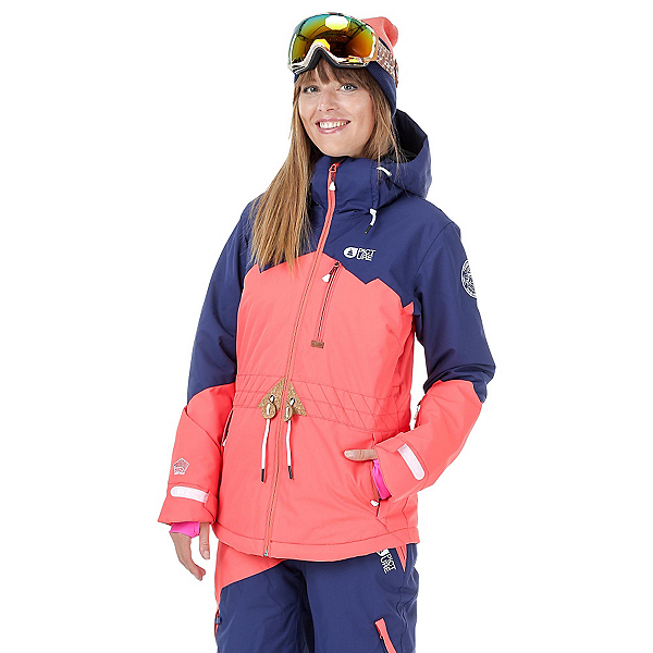 Picture Weekend Womens Insulated Snowboard Jacket, , 600