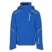 Salomon Whitelight Mens Insulated Ski Jacket, Blue Yonder, medium