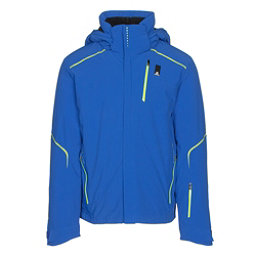 Salomon Whitelight Mens Insulated Ski Jacket, Blue Yonder, 256
