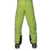 Salomon Whitelight Mens Ski Pants, Granny Green, medium