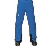 Salomon Whitelight Mens Ski Pants, Blue Yonder, medium