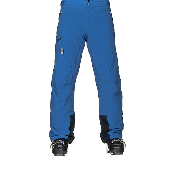 Salomon Whitelight Mens Ski Pants, Blue Yonder, 600