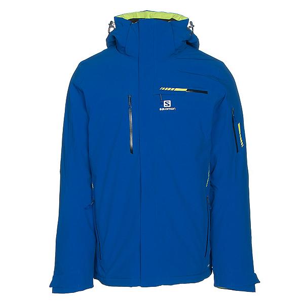 Salomon Brilliant Mens Insulated Ski Jacket, , 600