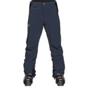 Salomon Iceglory Short Mens Ski Pants, Big Blue X, medium