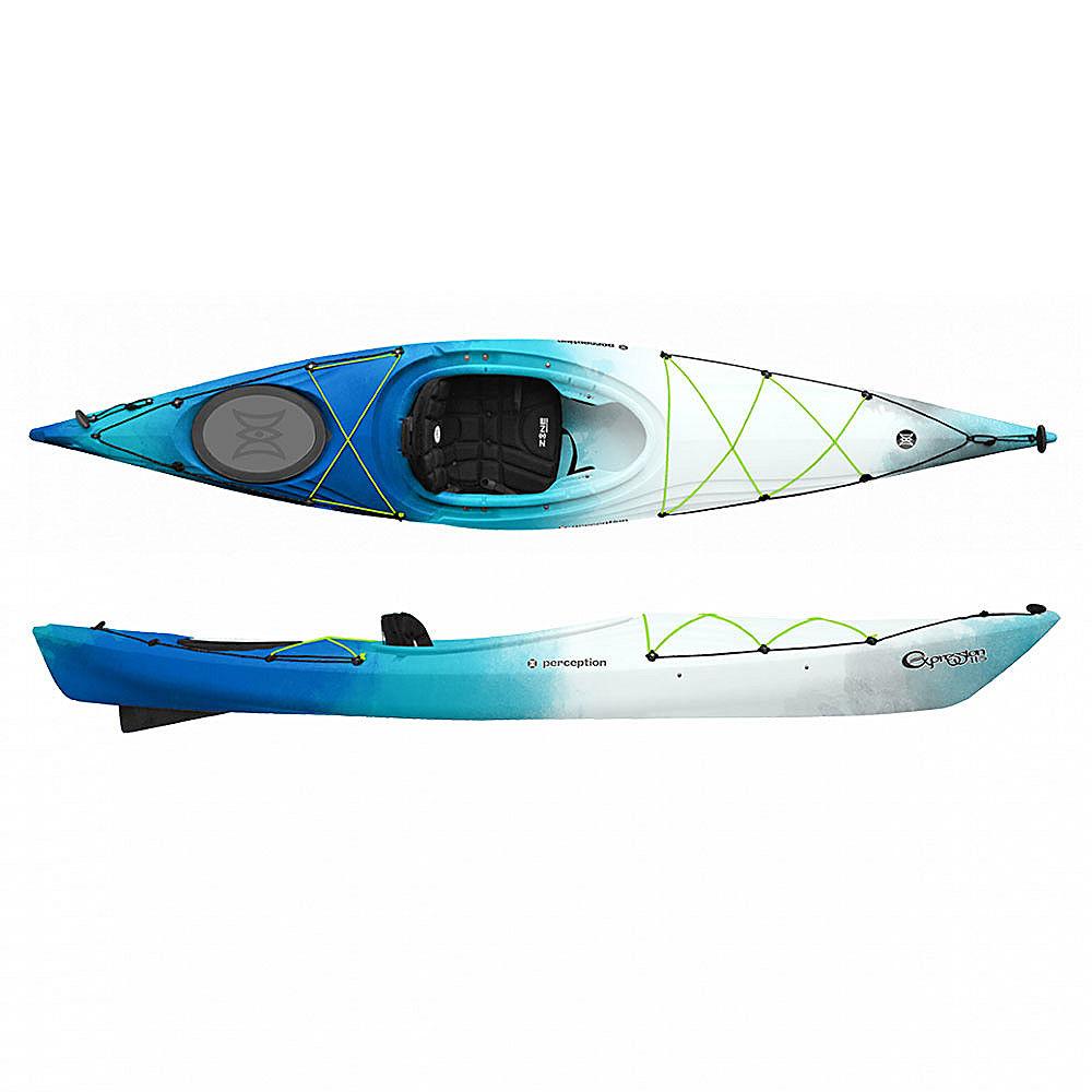 Perception expression 11 5 kayak 2017 for Perception fishing kayak