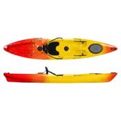 Perception Pescador 12 Fishing Kayak 2016, Sunset, medium