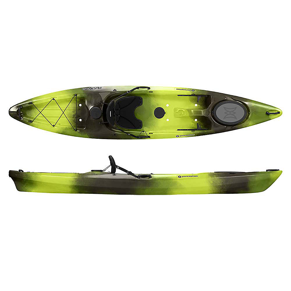 perception pescador 12 fishing kayak 2016 ebay