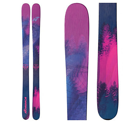 Nordica Santa Ana 93 Womens Skis 2017, , viewer