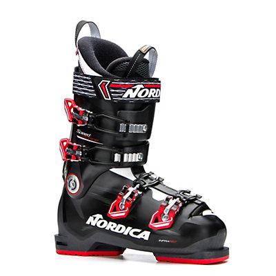 Nordica Speedmachine 100 Ski Boots 2017, Black-Red-Anthracite, viewer