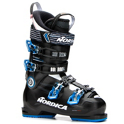 Nordica Speed Machine 90 Ski Boots 2017, Black-Blue-Anthracite, medium