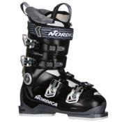Nordica Speedmachine 85 W Womens Ski Boots 2018, Black-White-Anthracite, medium