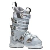 Nordica Speedmachine 85 W Womens Ski Boots 2018, White-Ice-Bronze, medium