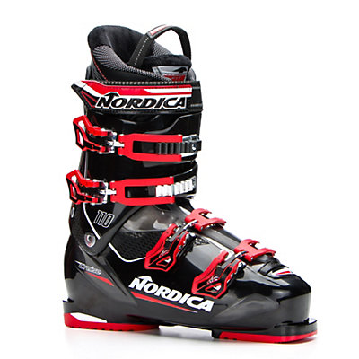 Nordica Cruise 110 Ski Boots 2017, Black-Red, viewer