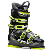 Nordica Cruise 80 Ski Boots 2017, Black-Lime, medium