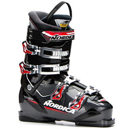Nordica Cruise 60 Ski Boots 2018, Black-Grey, 256