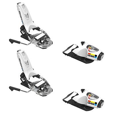 Look Pivot 18 Ski Bindings 2017, White Icon, viewer