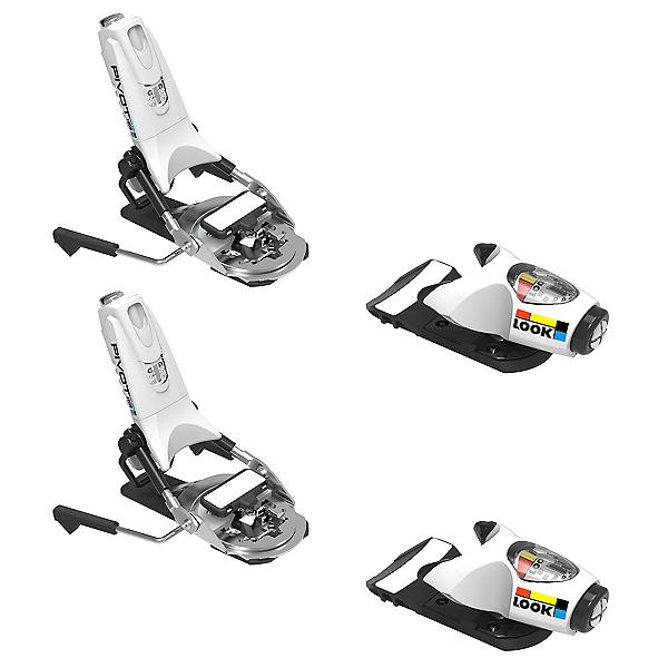 Look Pivot 18 Ski Bindings 2018, White Icon, 600